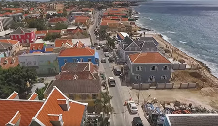 Curacao-World-Heritage-City-Willemstad-Pietermaai-small