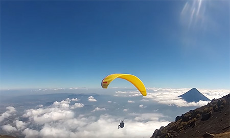 Guatemala-Paragliding-13000-ft-launch-from-Acatenango-Volcano-small